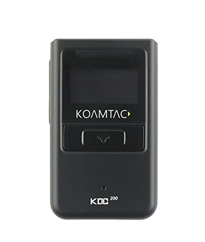 KDC200i 1D Laser Barcode Scanner with Bluetooth - Made for iPhone,iPad, iPod Touch and Android