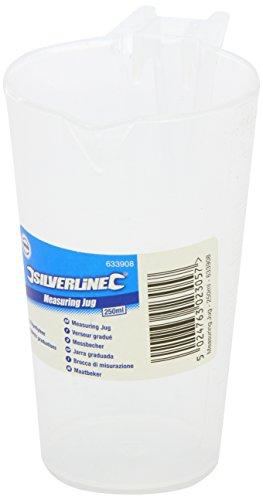 Silverline 633908 Messbecher 250 ml