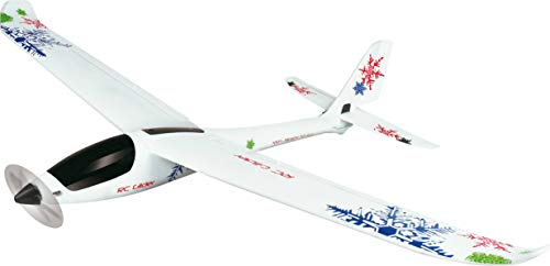 Amewi Elektro Segelflugmodell 3D Climber RTF, weiß, 24057