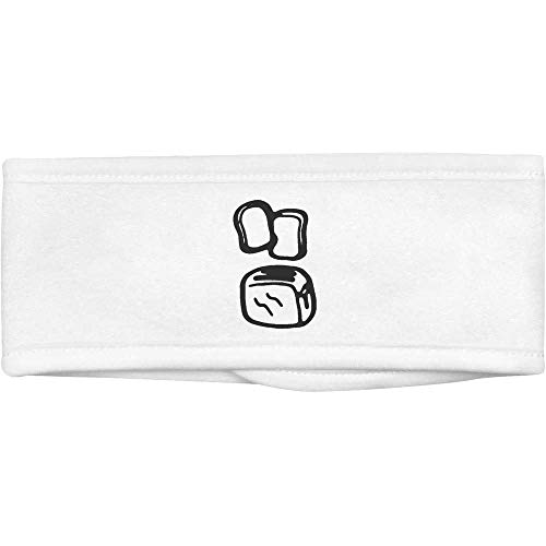 Toast en Broodrooster Beauty Head Band / Hair Band (HB00000807)