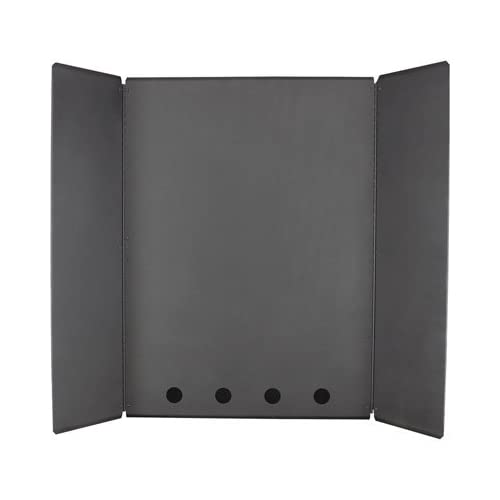 Ashley Hearth United States Stove Company Heat Shield - 51in.W x 42in.H