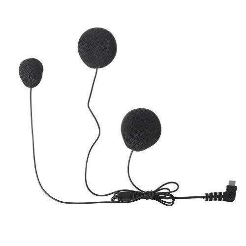 ILS BT-S2 BT-S1 BT-S3 - Auriculares de intercomunicador con micrófono para casco
