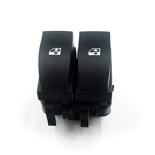 Piaobaige Auto vorne Links Fensterheber Schalter für Renault Megane 2 Laguna Ii Espace 4 Steuertaste OEM: 8200315034