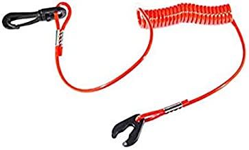 Battery Accessories Gazechimp Boat Ignition 11 Keys Emergency Safety Cut Off Kill Switch Lanyard Kit Batteries & Accessories