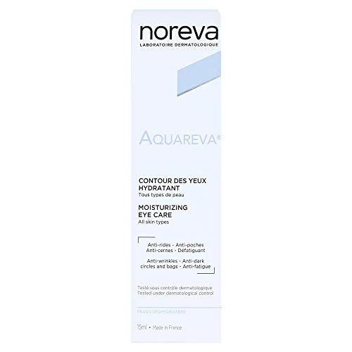 Noreva Aquareva Moisturizing And Energizing Eye Contour 15ml