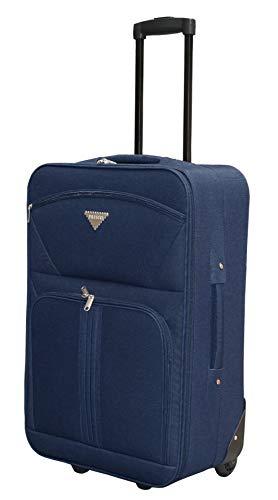 Privata - Trolley Soft Azul Marino - Cabina