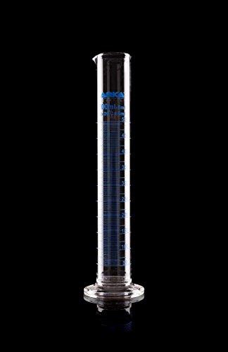 ARKA Aquatics SWHC - Cilindro graduato 500 ml, per Qualsiasi Acquario, Acquario, Vetro borosilicato 3.3, Adatto Anche per Uso in Laboratorio, Taglia Unica, 380 g
