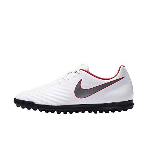 Nike Unisex-Erwachsene Magista Obra X 2 Club TF AH7312 107 Fußballschuhe, Mehrfarbig (Indigo 001), 42 EU