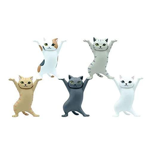 JKR猫ペンホルダーネコのペンおき 全5種セットトペンホルダー (5PCS)