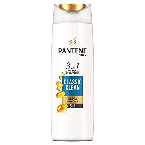 Pantene Pro-V Classic Clean 3-in-1 Shampoo Plus Balsamo per capelli normali o misti