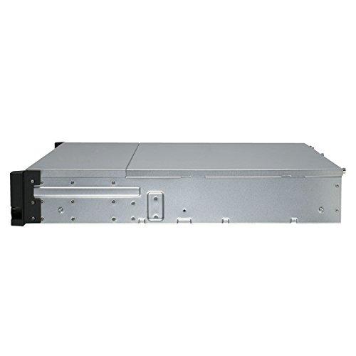 QNAP TVS-1271U-RP-i7-32G NAS, 0/12HDD 2U, Nero
