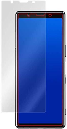 傷修復液晶保護フィルム 防指紋 防気泡 Xperia 5 SO-01M / SOV41 用 日本製 OverLay Magic OMXPERIA5/F/12