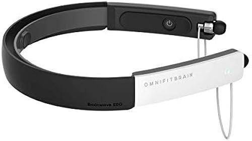 OMNIFIT Ger Gehirnwellentraining (EEG) Neurofeedback 157,8 x 181 x 25,4 mm Schwarz