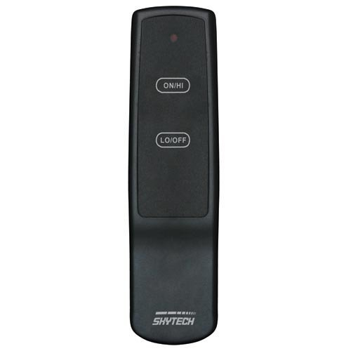 Skytech 9800335 MRCK Fireplace Remote Control with Flame Adjustment for Servo Motor Valve Systems
