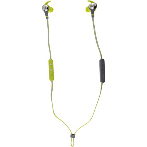 Monster   137094-00 iSport Intensity Bluetooth Wireless In-Ear Kopfhörer grün