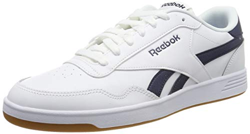 Reebok Royal Techque T, Zapatillas de Deporte para Hombre, Multicolor (White/Collegiate Navy/Gum 000), 42.5 EU