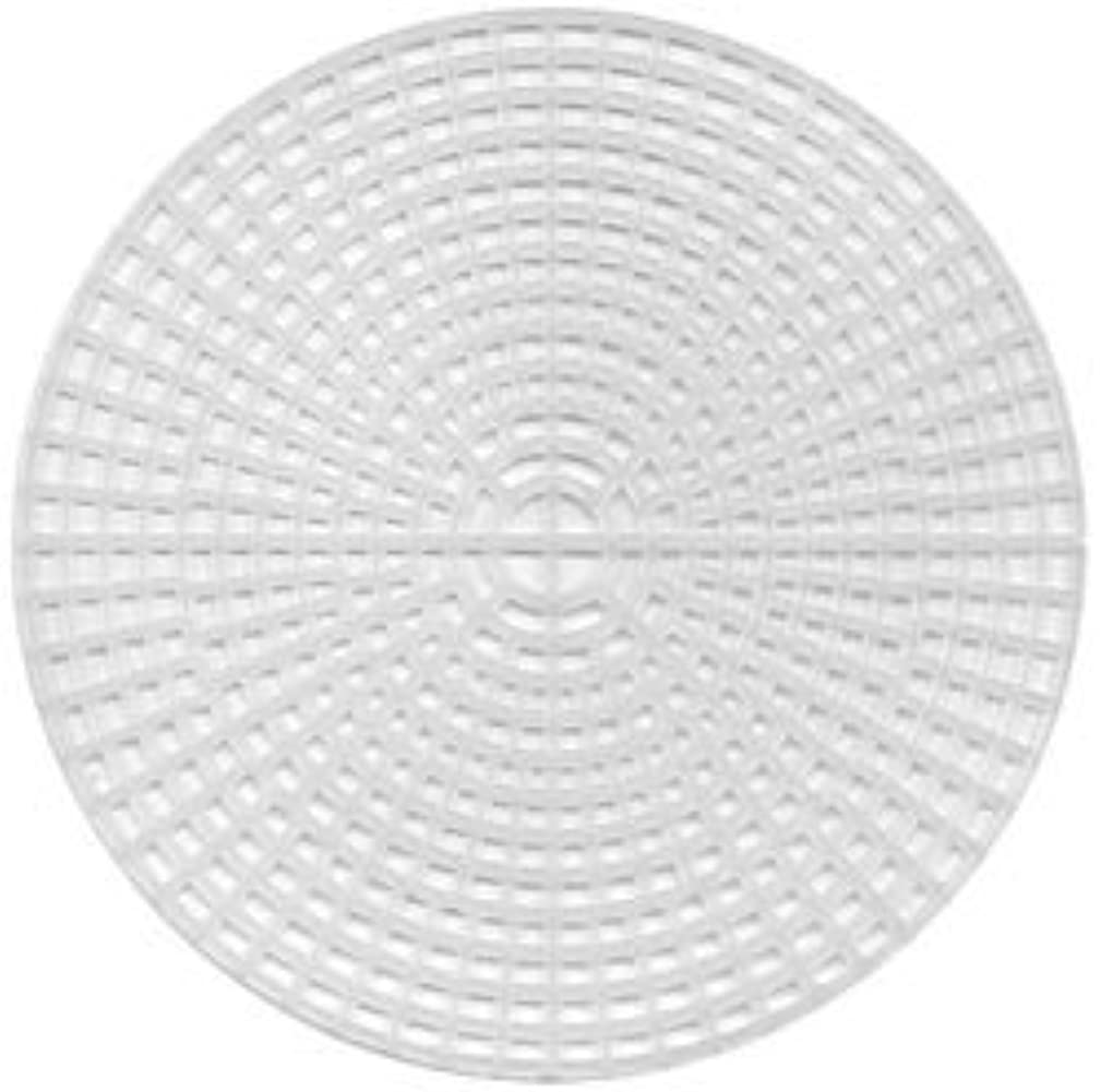 Bulk Buy: Darice Plastic Canvas 7 Count 12