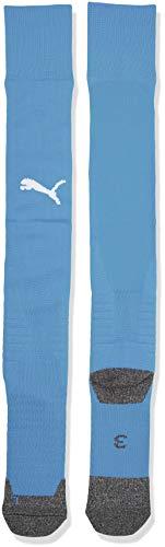 Puma Herren LIGA Socken LIGA, Silver Lake Blue/White, 39-42 (Herstellergröße: 3)