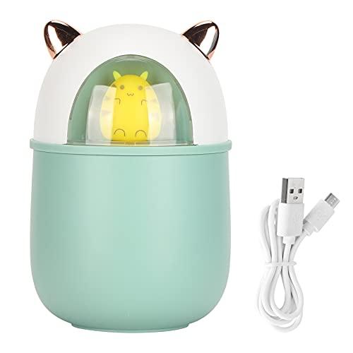 Humidificador USB, secador deshumidificador humidificador de aire humidificador de aire de escritorio humidificador portátil con mejoras para el hogar para oficina para niños pequeños