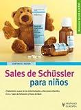 Sales de Schussler para ninos/ Schussler salts for children