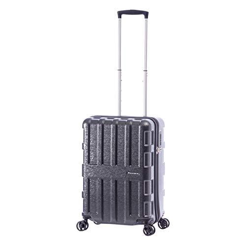 [アジアラゲージ] スーツケース|機内持ち込み 40L 50.5cm 2.6kg ALI-2511|ハード ファスナー|A.L.I MAXBOX MOSAIC モザイクシリーズ|TSAロック搭載[05/14] モザイクブラック