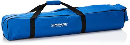 Meade Instruments 616001 Polaris 70-80-90mm Telescope Carry Bag, Blue