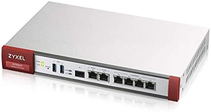 Zyxel Advanced Threat Protection Security UTM Firewall for Small Business Includes 1 Year UTM product image