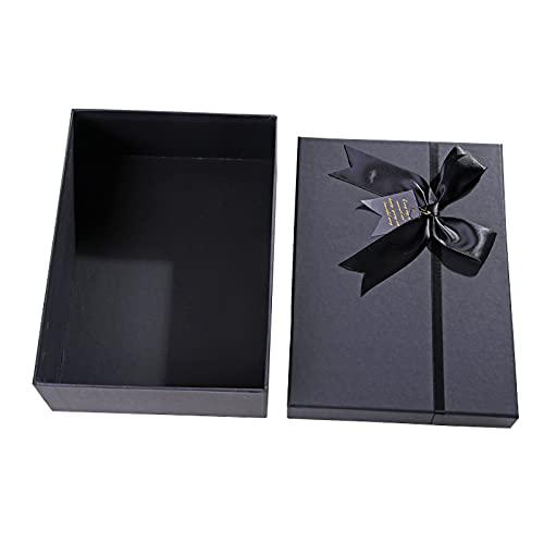 HFDJ Caja Rectangular Caja de Regalo de San Valentín Cielo y Tierra Cubierta con Caja de Mano Caja Creativa Caja de empaque de Tanabata Lápiz Labial Caja de cosméticos Caja de Papel Caja de Regalo