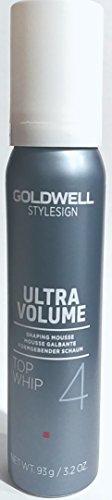 Goldwell StyleSign Ultra Volume Top Whip 100mL, 3.2 oz.