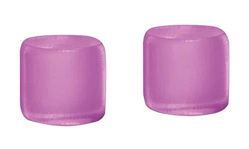 Ohropax Ohrstöpsel Silicon – 2er Pack (2 x 6 Stück) - 3