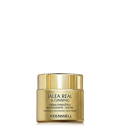 Keenwell, Crema Nutritiva Energética Revitalizante Noche (