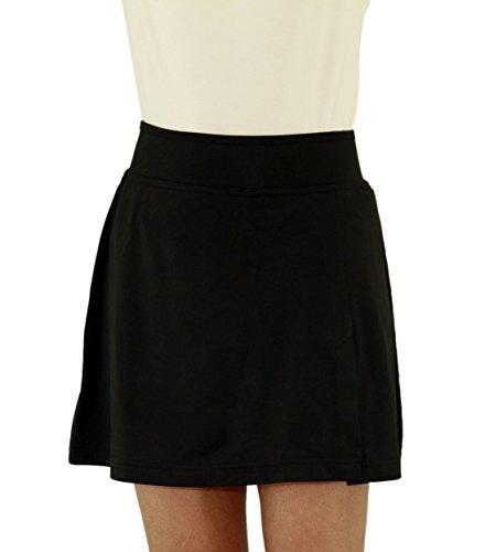 Ladies Running Cycling Tennis Athletic Skirt Skort (31/32