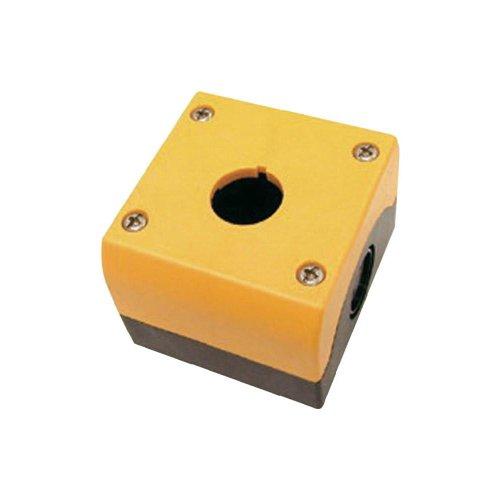 Eaton 216536 Aufbaugehäuse, gelb, 1 Einbaustelle