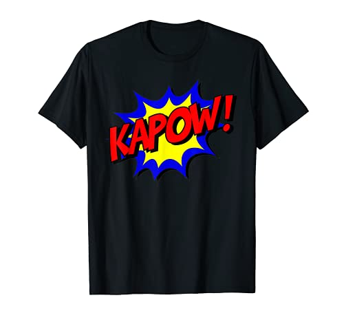 Super Villain Comic Book Super Hero Novela grfica Camiseta