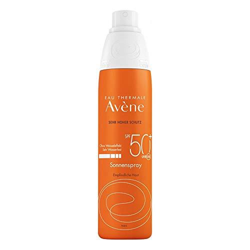 AVENE SunSitive Sonnenspray SPF 50+ 200 ml Spray