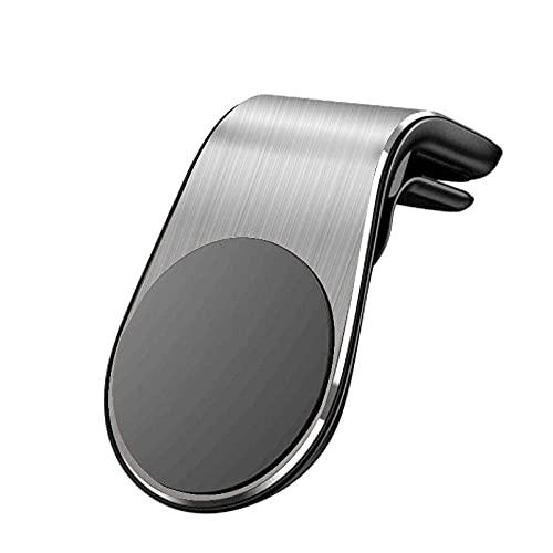 NOVHOME Soporte para teléfono para automóvil, Soporte para ventilación de Aire Soporte magnético para teléfono para automóvil para iPhone X 8 7 XR 6S para Samsung S9 S10 S8 A50 A40 para Huawe