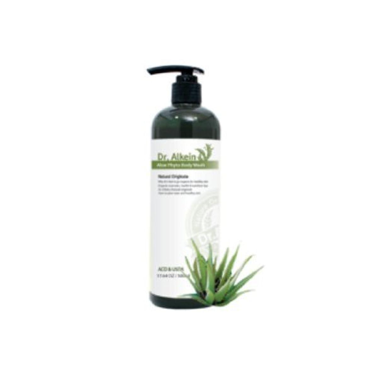 入手します虐殺顎Aloe Phyto Body Wash 500ml [Korean import]