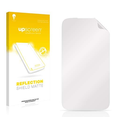 upscreen Entspiegelungs-Schutzfolie kompatibel mit Base Lutea 3 – Anti-Reflex Bildschirmschutz-Folie Matt