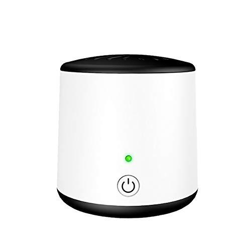 Mini Portable Ozone Generator, Air Purifier, Ionizer, Cleaner, Remove Odors, Cigarette Smell, Fridge Car Bacteria,White