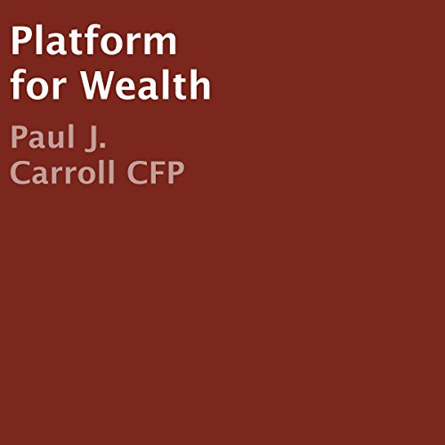Platform for Wealth audiobook cover art