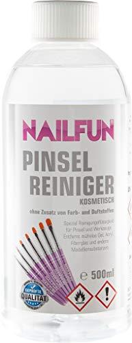 Solution de nettoyage pour pinceaux et outils de nail art 500 ml