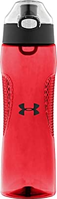 Under Armour Elevate 22 Ounce Water Bottle, Hot Coral