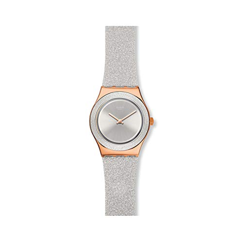 Reloj Swatch Irony Medium YLG145 Grey Sparkle
