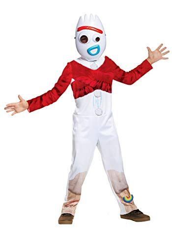 Disguise Toy Story Forky Toddler Classic Costume Size 4/6
