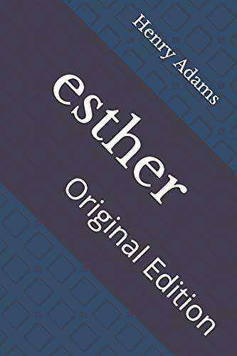 esther: Original Edition