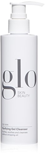 Glo Skin Beauty Purifying Gel Cleanser | Face Wash for Oily Skin | Deeply Cleanse Pores for Soft and Hydrated Skin