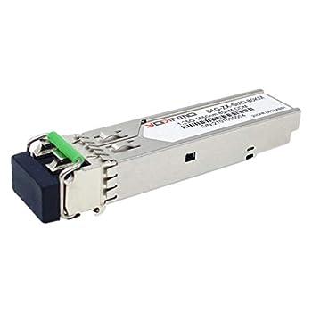 1000BASE-ZX SFP Compatible with Cisco GLC-ZX-SMD GLC-ZX-SM SFP-GE-Z SMF 1550nm DDM 80km