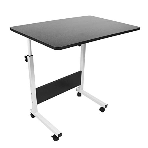 Mobile Lap Table Laptop Table Laptop Table Foldable Movable Bedside Desk Multifunctional Laptop Stand Lifting Side Table For Home Room Days Overbed Table