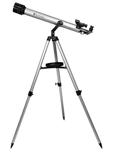 BARSKA 600 Power 80060 Starwatcher Refractor Telescope