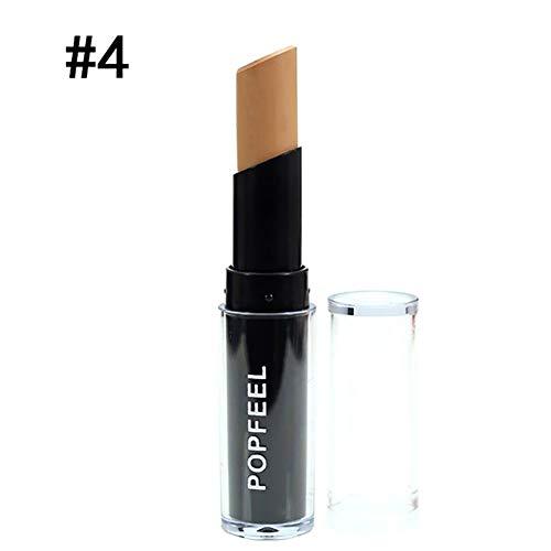 1pc Baguette Smoothers Hydratante Stick Correcteur solide Maquillage Crème Visage Lèvres Cache-cernes Mettez en surbrillance Contour Stylo (04)